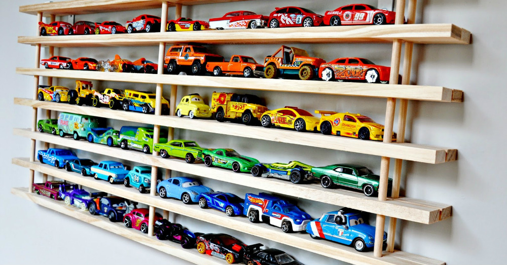 The Hot Wheels Collection We All Want To Have